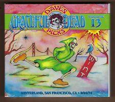 Grateful Dead Dave's Picks Vol. 13 Winterland 2/24/74 Brand New/Sealed 3-CD Set