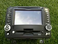 2003-2007 CADILLAC CTS NAVIGATION AM/FM RADIO  6CD CHANGER OEM SEE PHOTO