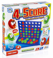 Connect 4 to Score Board Game Kids Adults Party Home Fun Gift Four In A Row