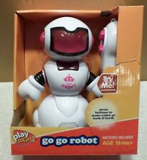 Go Go Robot by Play Right - PINK NIB 18 mos.+ GREAT My First Robot Easy to Use.