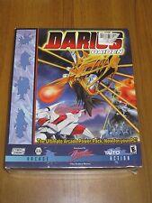 Darius Gaiden Taito Action Arcade Game for Windows 95/98 PC - New Sealed
