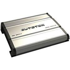 Autotek Ss2500.2 Series 2-channel Class Ab Amp 2,500 Watts Super Sport power