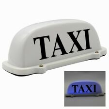 Car 12V Taxi Roof Sign LED Top Light Magnetic Sign Lamp Dome Cigarette lighter