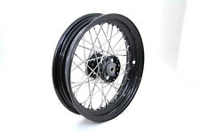 "Harley Davidson Knucklehead Flathead EL WL UL 16"" Front or Rear Spoke Wheel"