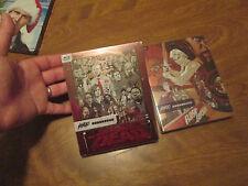Shaun Of The Dead & Flash Gordon Blu-Ray Mondo Steelbook Lot 2 Movies Rare