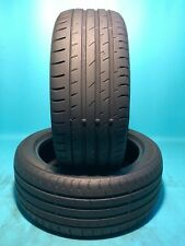 2 x 225/45 R 17 (91W) CONTINENTAL ContiSportContact 3 MO Sommerreifen #508