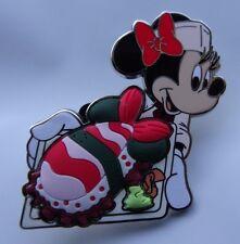 Disney Epcot Food & Wine Festival 2016 Sushi Box Set Minnie Mouse Nigiri Pin