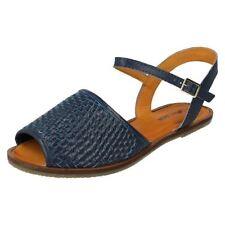 Calzado de mujer planos azules Talla 39.5