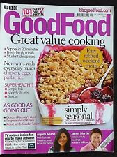 BBC Good Food, October 2008, New Ways With Basics, Chicken, Egg, Pasta Rice