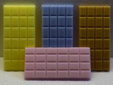 Any FOUR Handmade Highly Scented Wax Melt Bars for £11.50 . over 280 fragrances