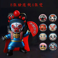 Drama Face Changing Dolls - Gifts with Chinese Characteristics