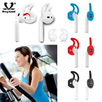 1/3/5 Pairs Sports Ear Hooks Silicone Earbud Cover For Apple AirPods Earphones
