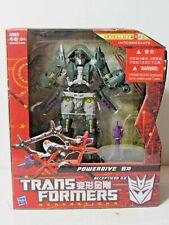 Transformers Generations GDO Voyager Class Powerdive figure MISB