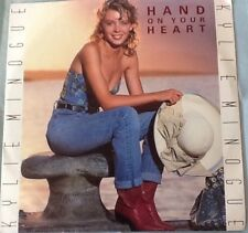 Vinyl-Single Kylie Minogue - Hand On Your Heart/Just Wanna Love You (1989)