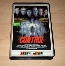 VHS - Control - Burt Lancaster - Videofilm - Videokassette