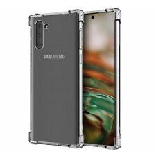 Funda Rigida Transparente Antichoque Anti-Shock Para Samsung Galaxy Note 10