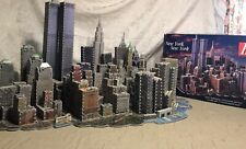 Puzz 3D New York, New York 3141 Pieces Complete With Instructions