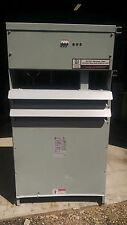 Hammond mfg Transformer PK150KBKF3 150kva 480v 208y/120 copper Harmonic filter
