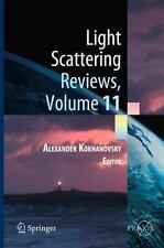 Springer Praxis Bks.: Light Scattering Reviews, Volume 11 : Light Scattering...