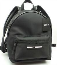 DKNY SPORT NORA BACKPACK Women's Black Nylon R92KEE50 $168 NEW