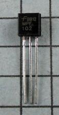 MPF102 : Fairchild RF Mosfet N-Channel JFET TO-92 : 5pcs per Lot