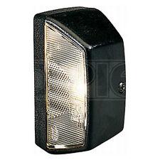 Number Plate Light: NUMERO TARGA LAMPADA CON LENTE TRASPARENTE | HELLA 2KA 003 389-081
