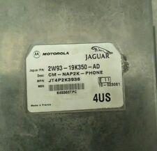 Jaguar X TYPE telephone Bluetooth interface module ECU