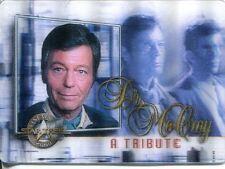 Star Trek Cinema 2000 Dr. McCoy:A Tribute Chase Card M4