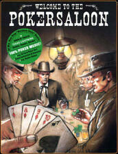 Kartendeck (Plastic) + Poker Musik im Set [NEU + OVP]