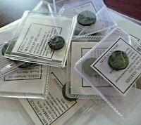 ANCIENT GREEK BRONZE COIN