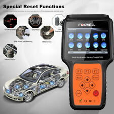 FOXWELL NT650Elite Automotive OBD2 Diagnostic Tool EPB DPF Oil Reset ABS SRS