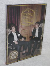 TOHOSHINKI TVXQ The 4th World Tour Catch Me Live Album Taiwan 2-CD (digipak)