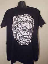famous monsters shocker t shirt size medium horror