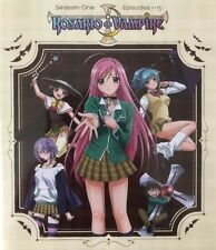 Rosario Vampire Season 1 DVD Japanese 🇯🇵 Anime Manga Disc Only No Case