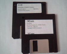 Floppy Disk 3Com EtherDisk Ver 5.1 3C90X 3C90XX Fast Etherlink XL 3C905C_1