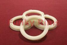 Spigot Rings for Aftermarket Alloy Wheels 73.1mm OD 56.1mm ID Subaru Jap