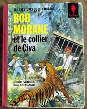 EO Bd Bob Morane & le Collier de Çiva  Henri Vernes & Dino Attanasio