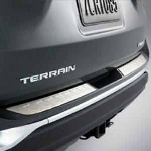 Genuine GM Exterior Rear Bumper Protector 84202817