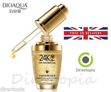 Bioaqua siero 24k GOLD ESSENZA ANTI RUGHE IDRATANTE & Lifting 30ml