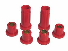 PROTHANE FRONT CONTROL ARM BUSHING KIT Upr & Lwr 2WD Toyota Pick-up Truck (Red)