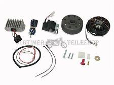 Lichtmaschine + Zündanlage DKW RT 125 175 200 250 (12V 100W)