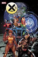 X-Men #1 DX 1st Print (Marvel, 2019) NM+ PRE-SALE SHIPS 10/16