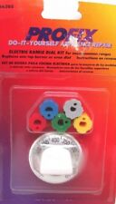 Brand New Profix 66205 Electric Range Dial Kit For Common Ranges Factory Sealed