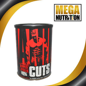 Universal Nutrition Animal Cuts 42 Packs | Thermogenic Fat Burner Loose Weight