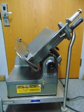 Hobart 1712E Automatic Commercial Deli Slicer - Good Condition - S2981