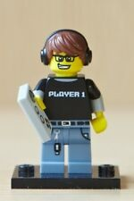 Genuine Lego 71007 Series 12 Minifigure w/ Poster no. 4 Video Game Guy