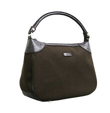NEW Authentic GUCCI Canvas/Guccissima Leather Hobo Shoulder Bag Handbag, 279154
