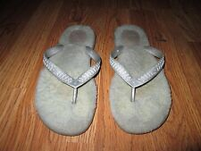 Womens UGG AUSTRALIA sandals thongs flip flops sz 8 M