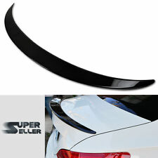PAINTED MERCEDES BENZ CLA C117 W117 4D A-LOOK TRUNK SPOILER WING BOOT CLA180