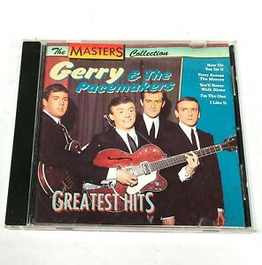 Gerry & The Pacemakers Greatest Hits Music Silver 3830342 France E056